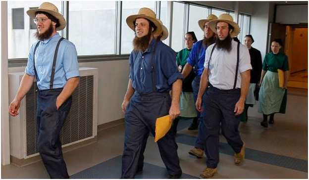 Gay amish dating site