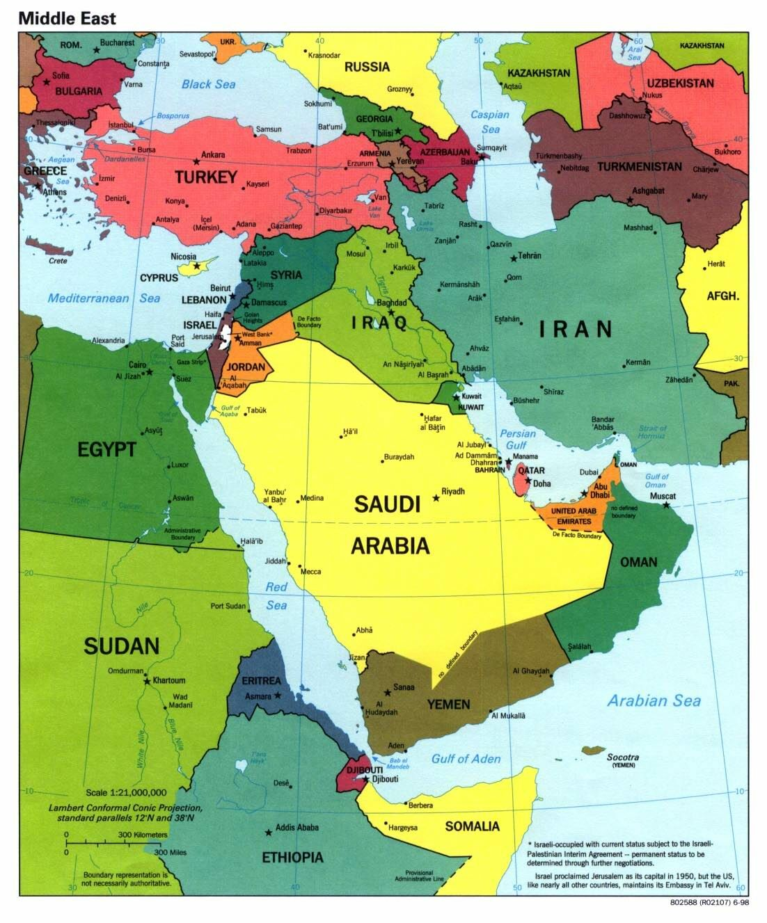 Siria y el nuevo orden en el Medio Oriente  Fernando Lpez D
