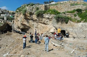 3Pool-of-Siloam-excavations,-tb031305009-lugaresbiblicos