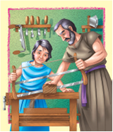 jesus-en-la-carpinteria