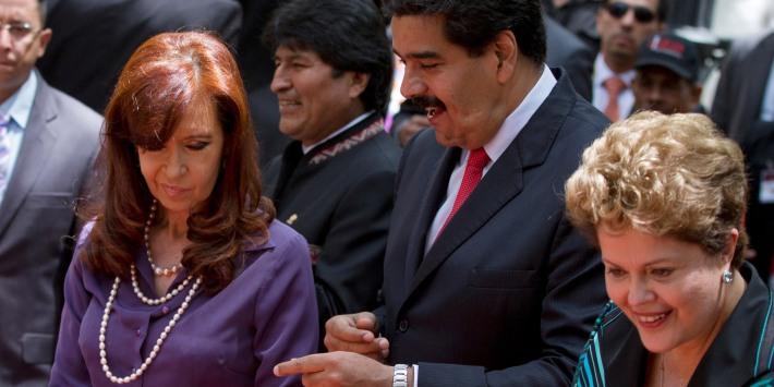 Venezuela Mercosur Summit